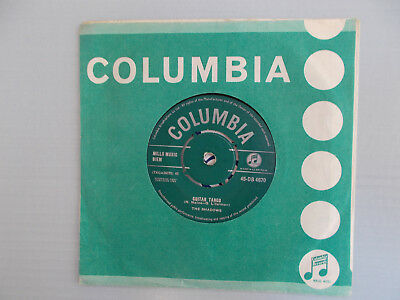 "The Shadows - Guitar Tango /What A Lovely Tune (7"" Single England, 1962, Z= 1-2)"