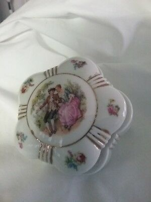 Vintage  table compact.