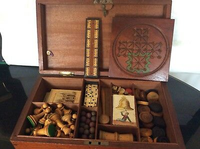 Antique Games Box Inc Jaques Quality Chess Set