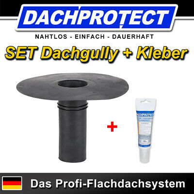Set 1 X Dachprotect Dachgully Dn 75 1 X Dachprotect