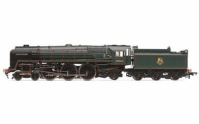 Hornby R3294 BR early Britiania class 4-6-2 locomotive Lord Kitchener 70043 BNIB