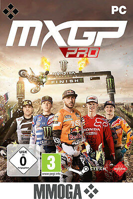 MXGP PRO Key - Steam PC Strategie Spiel Download Code Sport Neu [DE/EU]