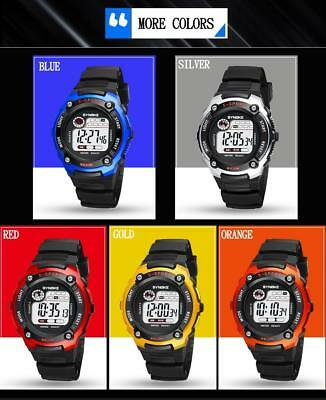 SYNOKE Fashion Children Digital Watches Kids Boys Girls Sports Outdoor BT