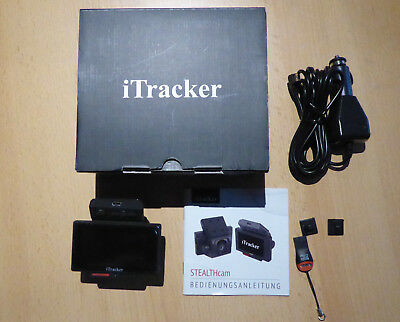 iTracker Stealthcam Autokamera in OVP