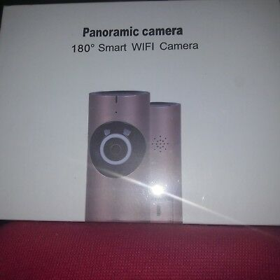 panoramic camera 180 °wifi IP camera ,model:SKS-FE 1002W ,colour white