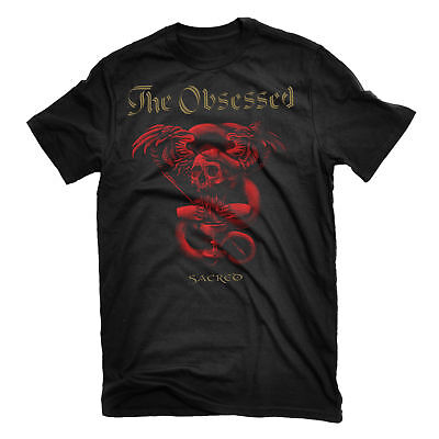 THE OBSESSED Sacred T-Shirt NEW! Relapse Records TS4482