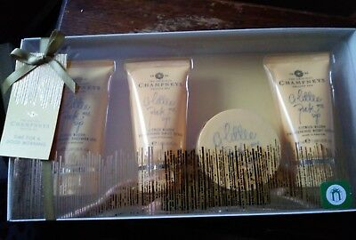 Champneys health spa time for a good morning gift set new and sealed.