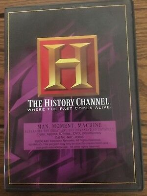 Alexander the Great and the Devastating Catapult DVD 2006 History Channel A&E