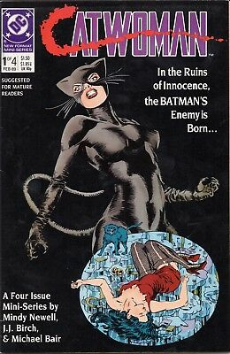 Catwoman (DC-1989) #1 Mini-Series - Mature Readers - F