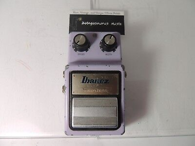 Vintage 1983 Ibanez CS-9 Stereo Chorus Effects Pedal Free USA Shipping