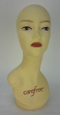 Vintage Carefree Counter Display Wig Mannequin
