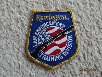 Remington Law Enforcement Patch
