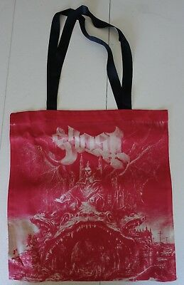 GHOST PREQUELLE official Limited Edition Tote Bag RARE/NEW