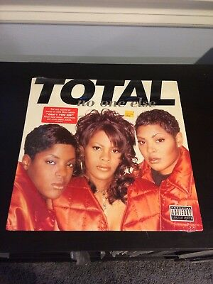 Total - No One Else 12""