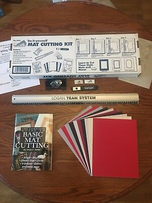 Logan graphic products 525 do it yourself mat cutting kit 5655 logan graphic products 525 do it yourself mat cutting kit mat cutter framing solutioingenieria Images