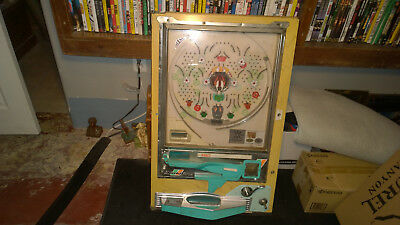 Vintage 1973 Reconditioned Nishijin Model A Recycler Tokyo Pachinko Machine