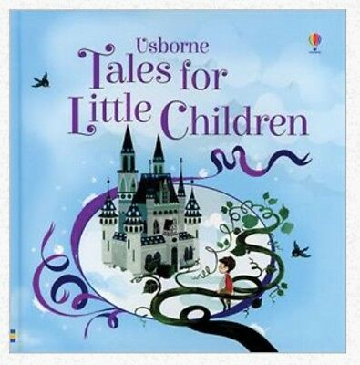 Brand New Usborne Book: Tales for Little Children, Ages 3+