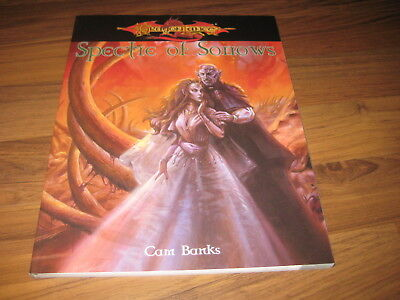 D&D 3.0 / 3.5 Dragonlance Spectre of Sorrows SC Campaign Adventure WotC TOP