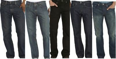 Levi's 559 Relaxed Straight Jeans- NWT! Various Colors & Sizes! Free Shipping!