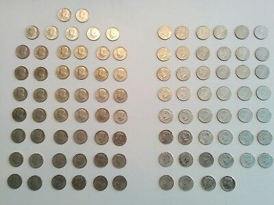 Complete Kennedy Half Dollar Collection 1964-2015