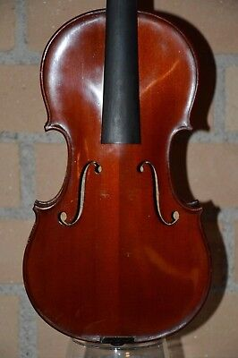 Old French 1900s violin, 7/8
