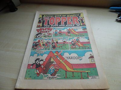 The Topper Comic No.1687 - June 1st 1985 - VERY GOOD CONDITION