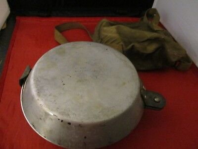 Vintage 1915 Boy Scout Of America Wear-Ever 888 Camping Mess Kit