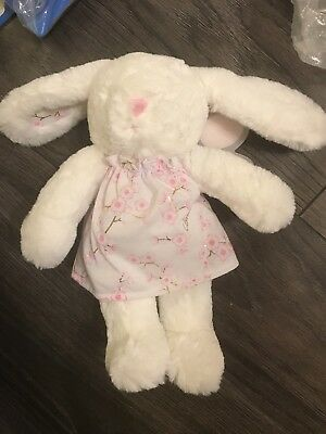 Ted Baker Bear Soft Bunny Toy last year white dress