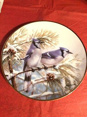 the hamilton collection plate By Marc R Hanson
