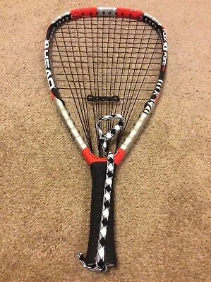Racquetball Racquet: Head Metallix 170 In Excellent Used Condition.....