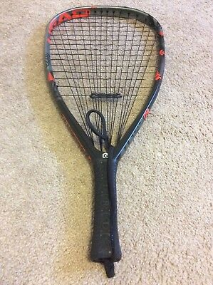 Racquetball Racquet: Head, Graphene XT, Radical 170, In Excellent Used Condition