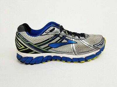 674a0abfba89f2 BROOKS ADRENALINE GTS 15 Sneakers- Running Blue Silver Training ...