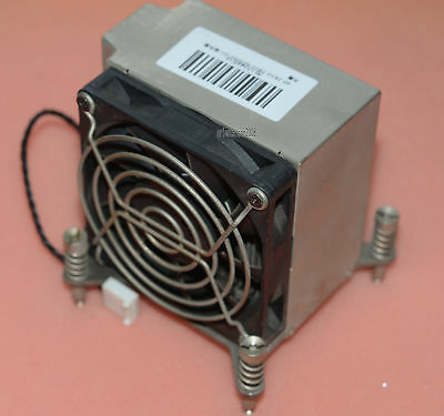463990-001 Heatsink  Fan for HP Z400 Z600 Z800 Workstation Processor