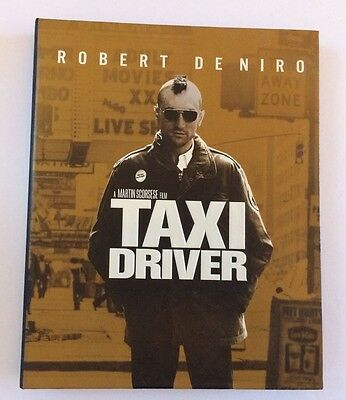 Taxi Driver Blu-Ray digicase + 12 lobby cards