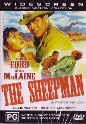 The Sheepman DVD New and Sealed Australia All Regions