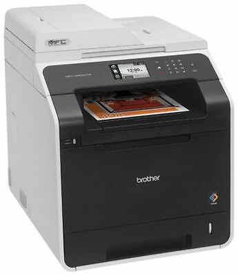 Brother MFC-L8600CDW Wireless Color Printer with Scanner Copier and Fax (USED)