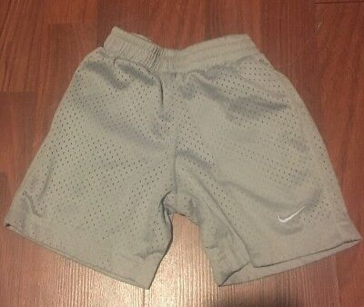 Silver Nike shorts Size 3T