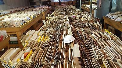 Great Huge Lot Of 300 45 Rpm Records Vg++ Or Better Vinyl- Records Jukebox