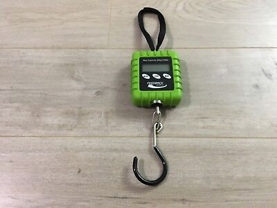 Feedback Sports Expedition Digital Hanging Scale (110lbs/50kg Capacity)