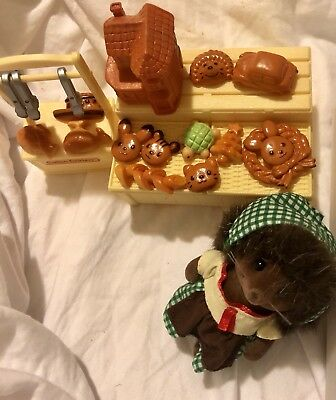 Calico Critters / Sylvanian Families Brick Oven Bakery accessories ONLY