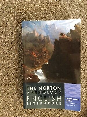 The Norton Anthology of English Literature, The Romantic Period Volume D