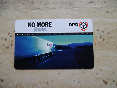 Calling Card - No more limits - DPD - 5,00 Euro - leer / gebraucht, aber TOP!!!