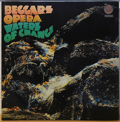 LP Beggars Opera - Waters Of Chance