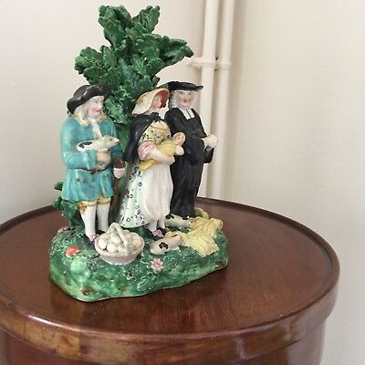 staffordshire pottery figures