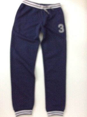 Mayoral Navy Blue Jogging Bottoms Age 8 Years / 128cm  Boys