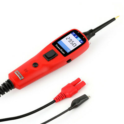 Autel PowerScan PS100 Electrical System Circuit Tester 12V/24V Car Auto Circuit