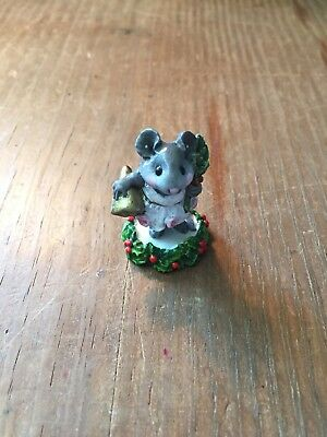 Wee Forest Folk Ghost Of Christmas Past Figurine