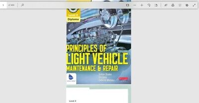 [PDF] Level 2 Principles of Light Vehicle Maintenance and Repair