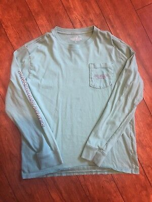 Vineyard Vines Boys Shirt size L