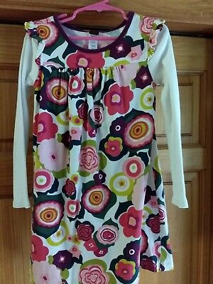 Tea collection girl's size 6 Dress